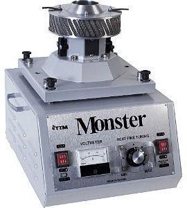 Аппарат для приготовления сахарной ваты ТТМ MONSTER