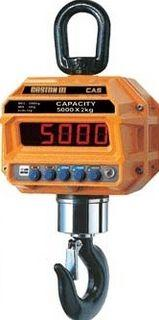 Крановые весы CAS Caston-III 2 THD