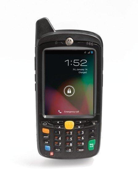 Терминал сбора данных Motorola MC67NA-PJABAA00300