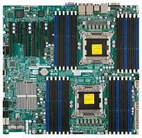Материнская плата Supermicro X9DR3-LN4F+ (MBD-X9DR3-LN4F+-O)