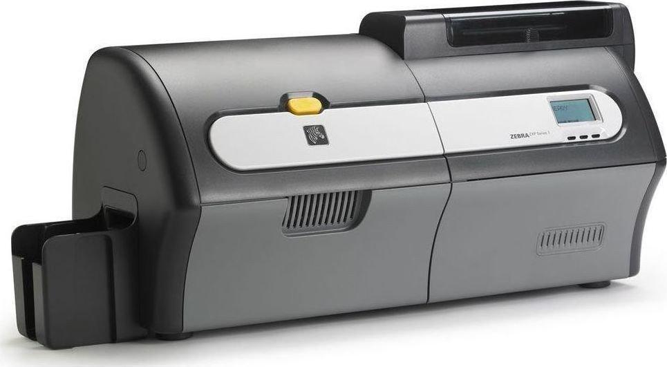 Принтер пластиковых карт Zebra Z71-E00C0000EM00