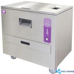 Машина для сушки и полировки приборов Besser Vacuum Speedy Super