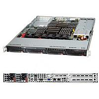 Сервер SuperMicro SYS-6017R-N3RFT+