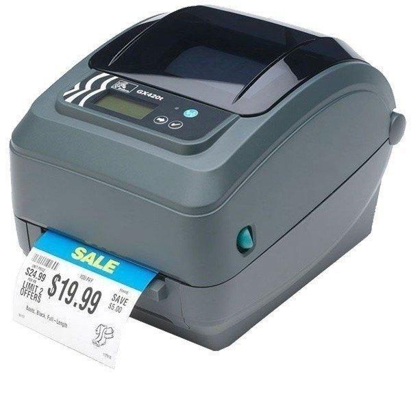 Принтер этикеток Zebra GX420d (GX42-202522-000)