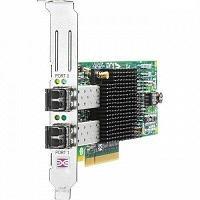 Контроллер HP 82E PCI-e 8Gb FC (AJ763B)