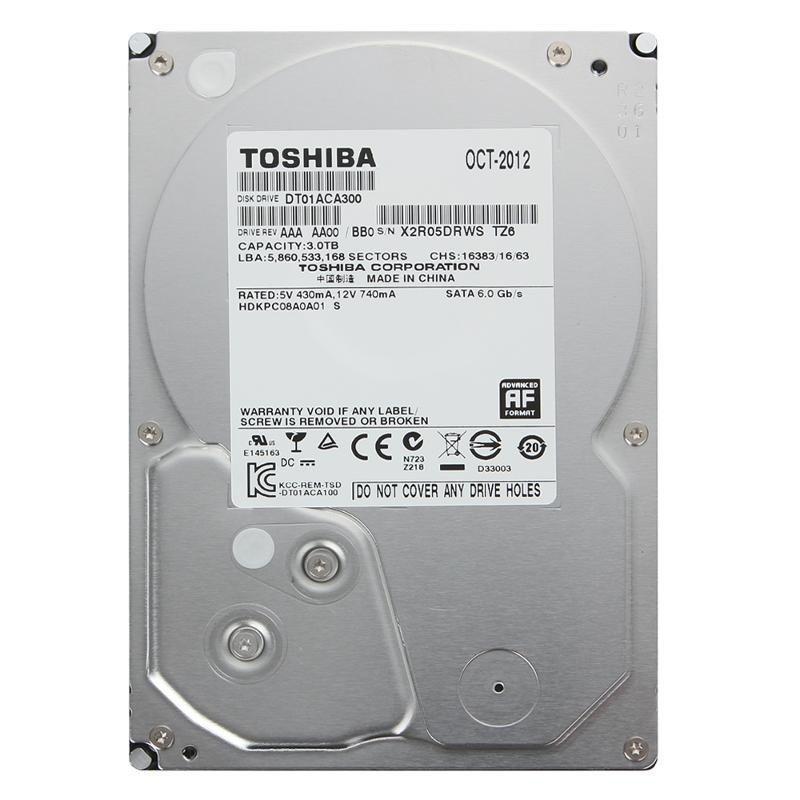 Жёсткий диск Toshiba DT01ACA300