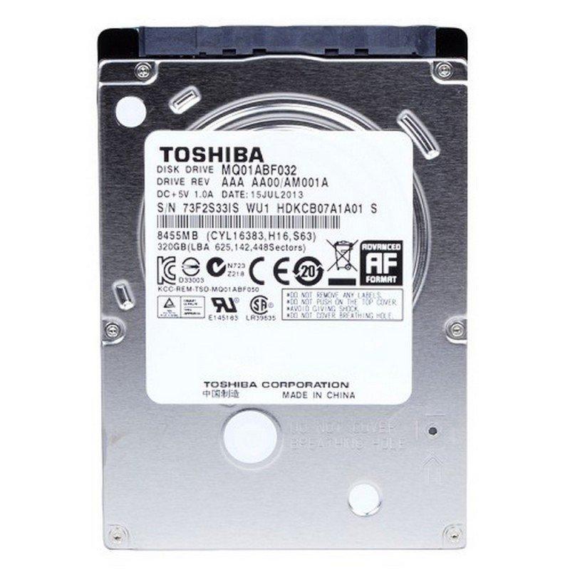 Жёсткий диск Toshiba MQ01ABF032