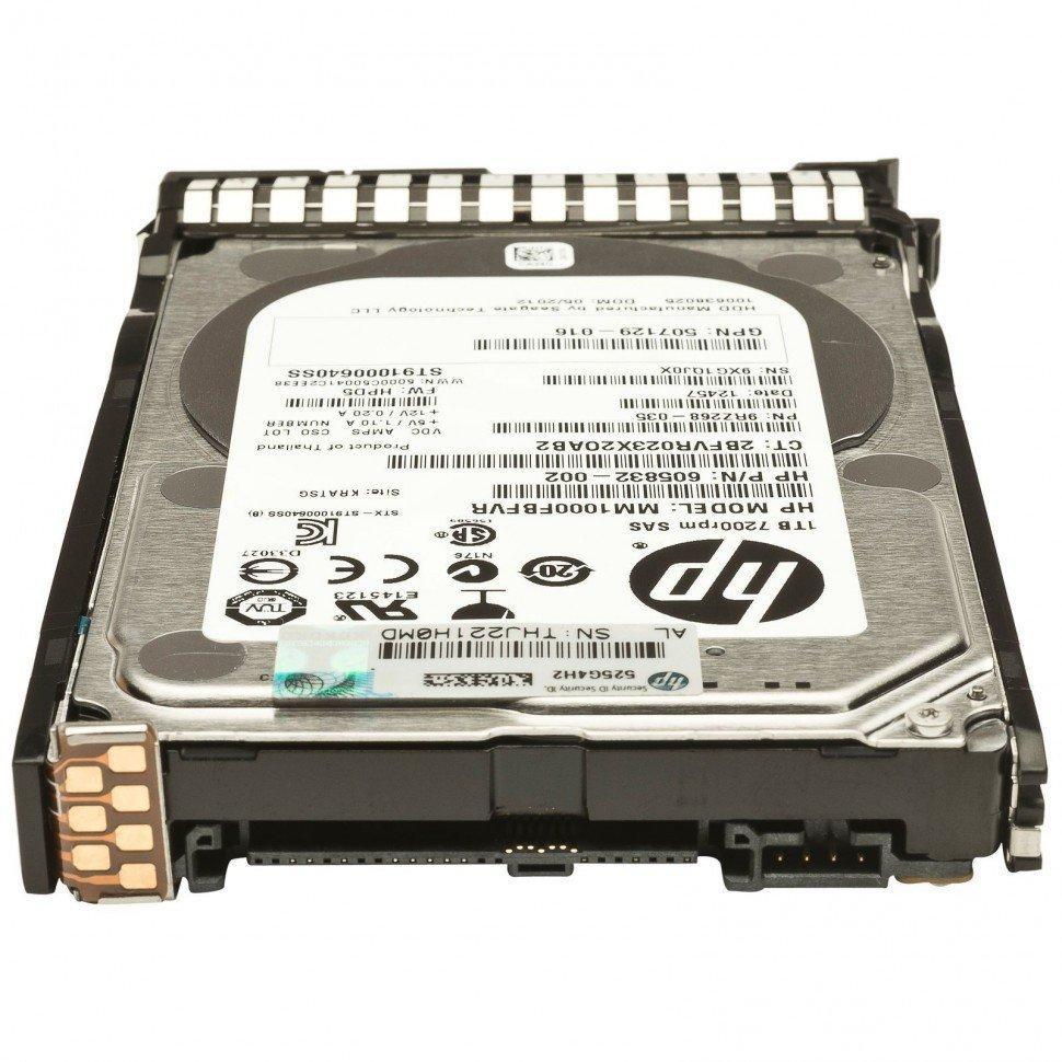 Жёсткий диск HP 652749-B21