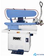 Гладильный пресс Pony CP/U с парогенератором и компрессором