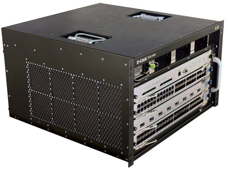Шасси D-Link DGS-6604