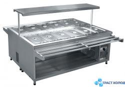 Охлаждаемый салат-бар Abat ПВВ(Н)-140СМ-02