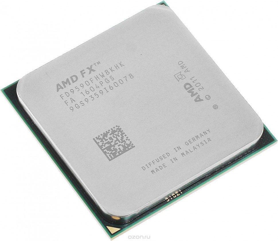 Процессор AMD FD9590FHW8KHK