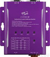 Промышленный коммутатор ICP DAS I-5534-M