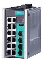 Промышленный коммутатор MOXA EDS-518E-SS-SC-4GTXSFP-T