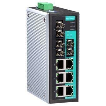 Промышленный коммутатор MOXA EDS-309-3M-ST