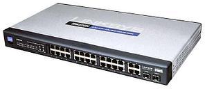 Коммутатор Cisco SF 300-24 (SRW224G4-K9-EU)