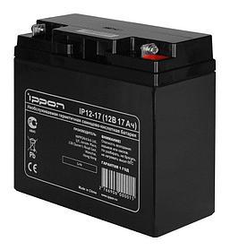Аккумуляторные батареи Ippon