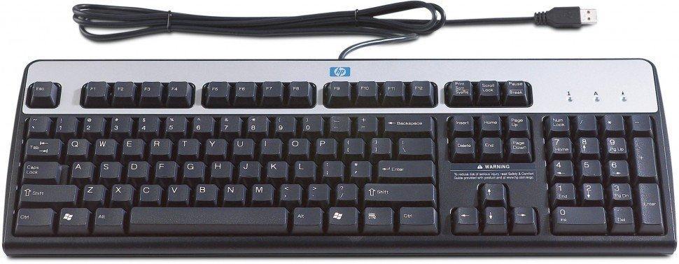 Клавиатура HP 638214-B21
