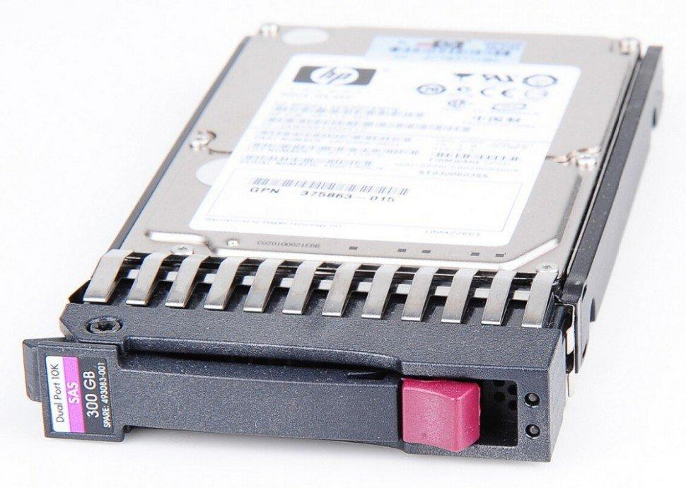 Жёсткий диск HP 493083-001