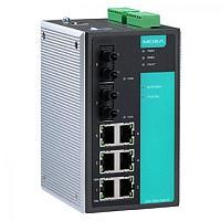 Промышленный коммутатор MOXA EDS-508A-MM-ST-T