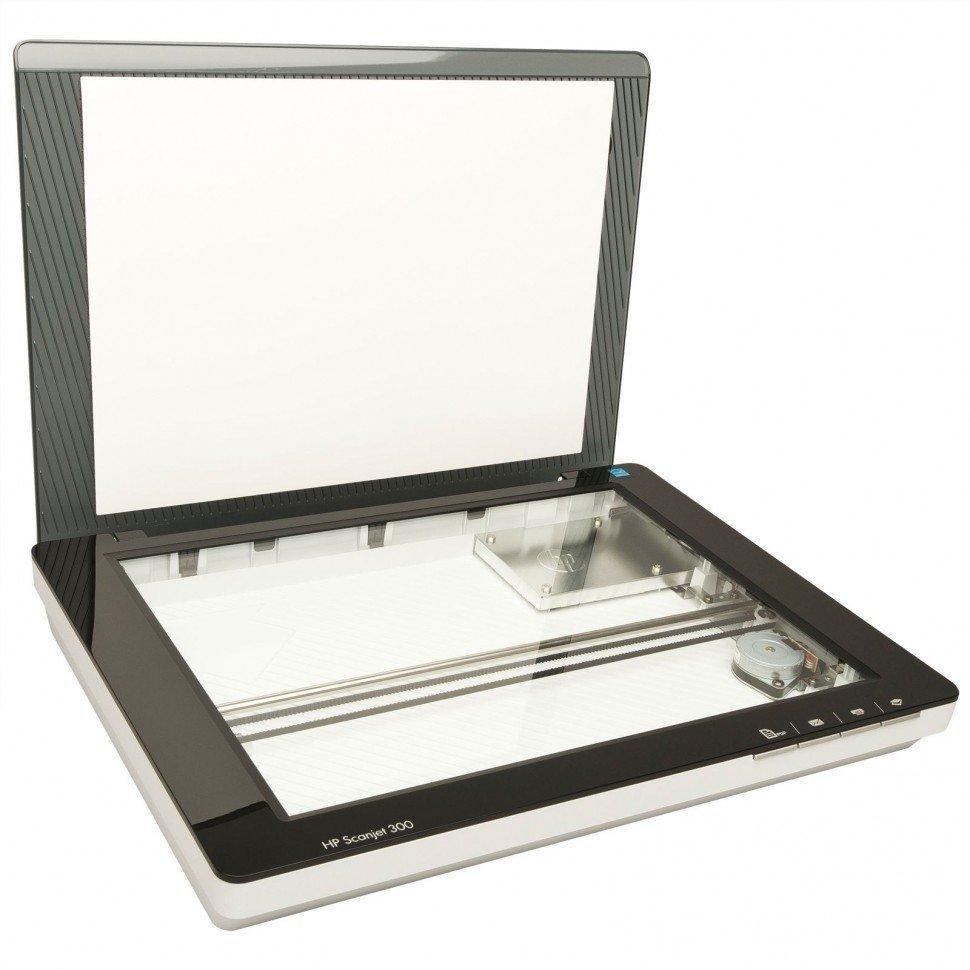 Сканер HP L2733A