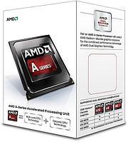 Процессор AMD A4-7300 Richland (FM2, L2 1024Kb) (AD7300OKHLBOX)