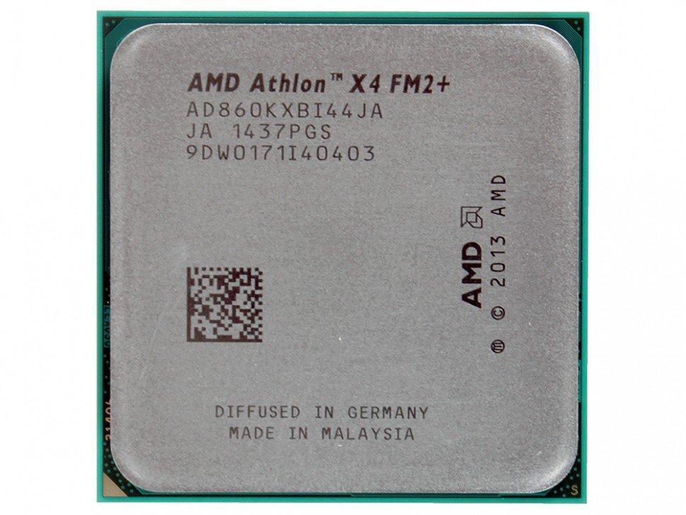 Процессор AMD Athlon X4 860K Kaveri (FM2+, L2 4096Kb) (AD860KXBJABOX)
