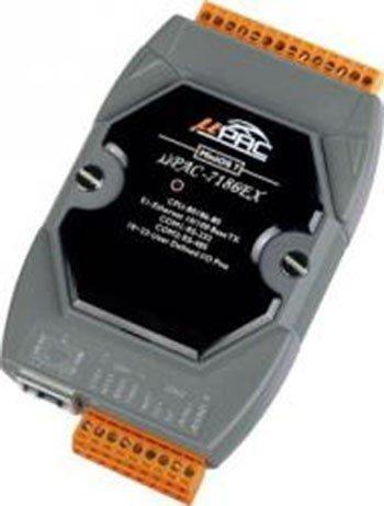 Контроллер ICP DAS uPAC-7186EX-M