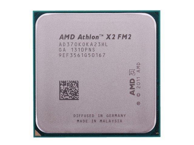 Процессор AMD AD370KOKA23HL