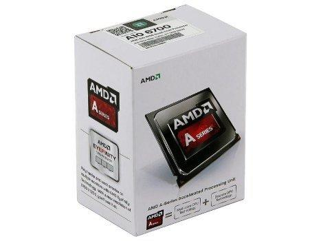 Процессор AMD AD6700OKHLBOX