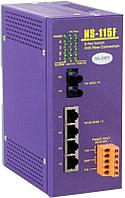 Промышленный коммутатор ICP DAS NS-115FC