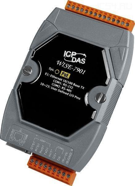 Контроллер ICP DAS WISE-7901