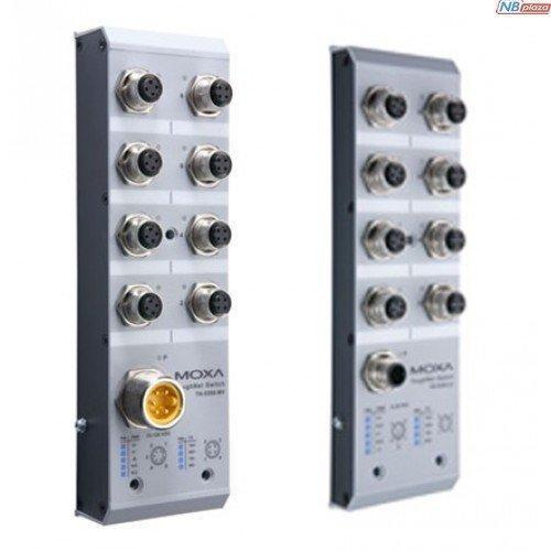 Промышленный коммутатор MOXA TN-5308-4PoE-48-T