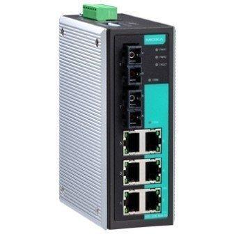 Промышленный коммутатор MOXA EDS-308-MM-SC-T