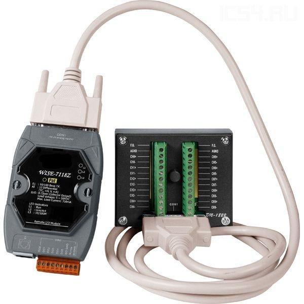 Контроллер ICP DAS WISE-7118Z/S2