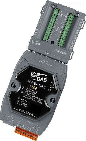 Контроллер ICP DAS WISE-7118Z/S