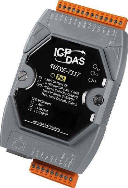 Контроллер ICP DAS WISE-7117