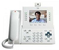 IP-телефон Cisco CP-9951-W-CAM-K9