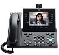 Телефон Cisco CP-9951-CL-CAM-K9