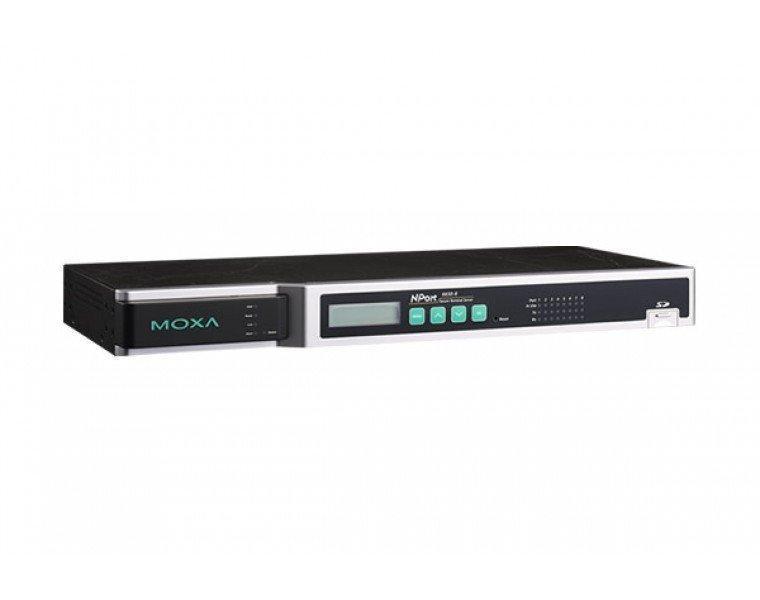 Преобразователь MOXA NPort 6650-8-HV-T