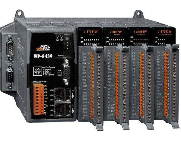 Контроллер ICP DAS WP-8439-EN