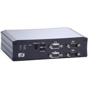 Промышленный компьютер Axiomtek tBOX810-838-FL-E3845-RJ-AUDIO-DC