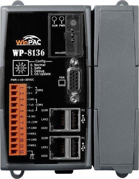 Контроллер ICP DAS WP-8136-EN-1500