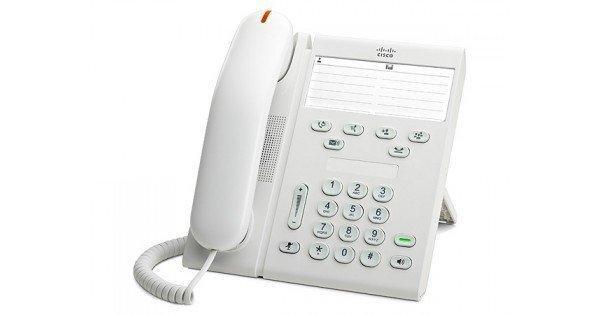 Телефон Cisco CP-6911-W-K9