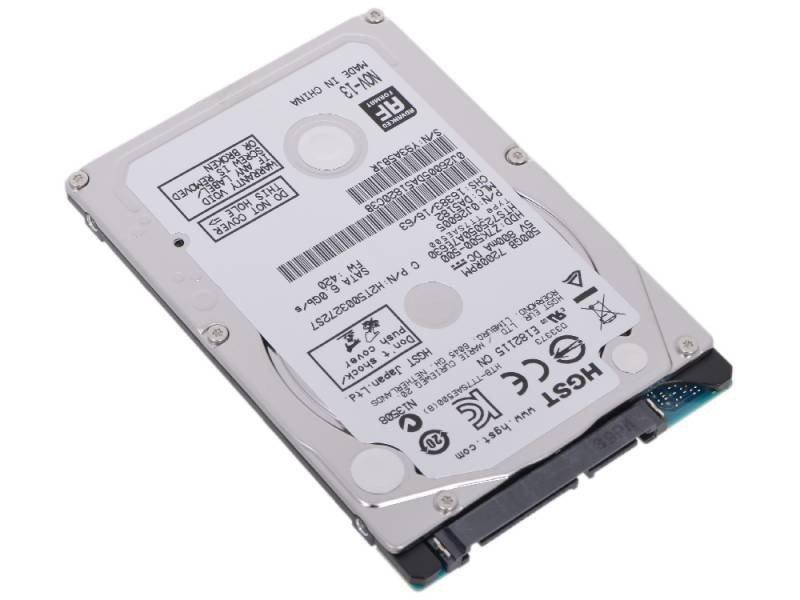 Жёсткий диск HGST HTS725050A7E630 (0J38075)