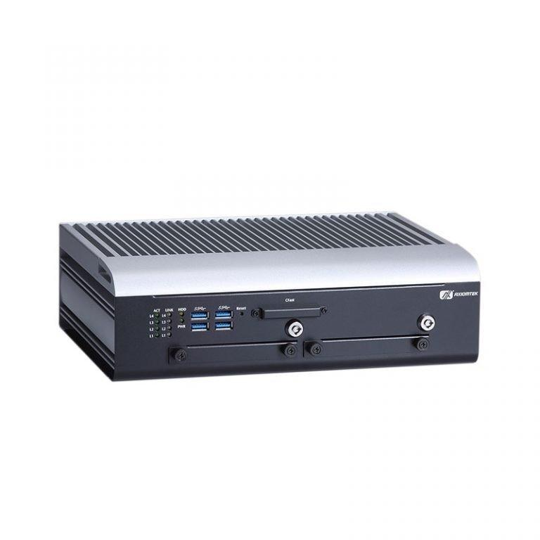 Промышленный компьютер Axiomtek tBOX324-894-FL-i3-DIO- 110MRDC-CAN