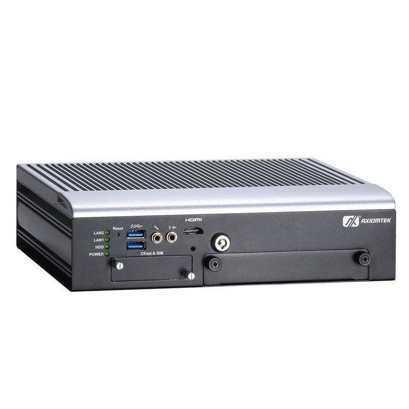Промышленный компьютер Axiomtek tBOX322-882-FL-i7-DC-4G