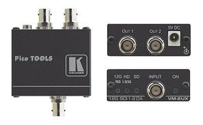 Усилитель-распределитель Kramer VM-2UX (10-80440090)