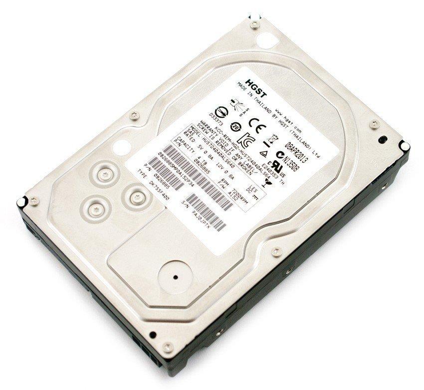 Жёсткий диск HGST HUS724020ALS640 (0B26887)