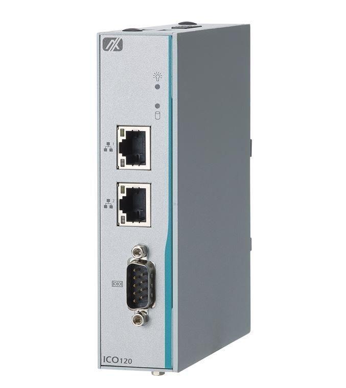 Промышленный компьютер Axiomtek ICO120-83D-N3350-CAN